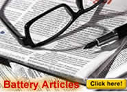 drill battery care articles