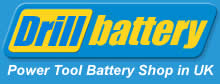 Cordless drill battery shop in UK