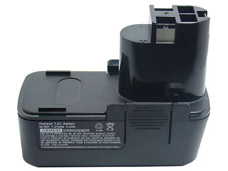 Replacement Bosch GBM 7.2 VE-1 Power Tool Battery