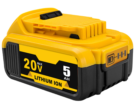 Replacement Dewalt DCG412 Power Tool Battery
