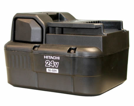 Replacement Hitachi DH 24 DVC Power Tool Battery
