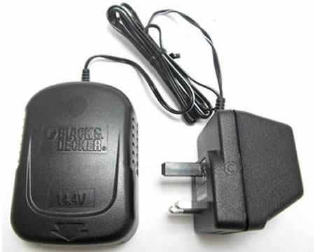 Black and Decker drill charger