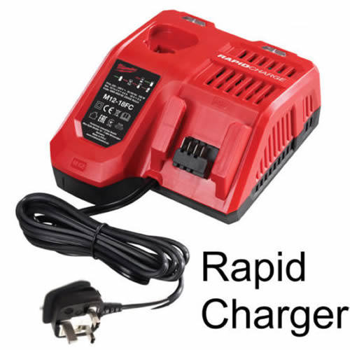 MILWAUKEE cordless drill charger